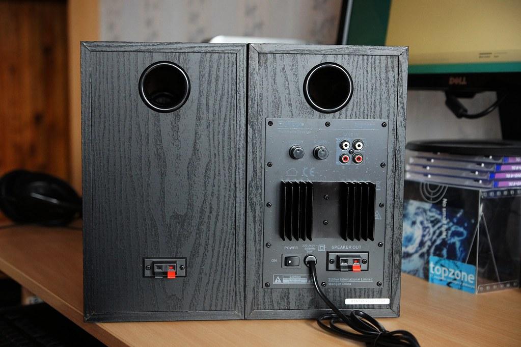 Edifier R1900TII 2.0 audio sistema � biud�etinis HiFi - IT ...