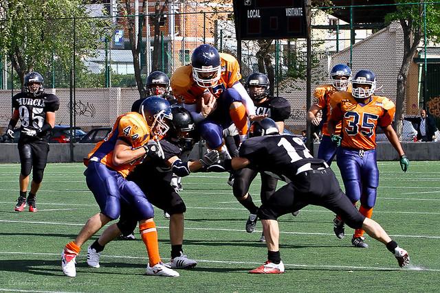 Murcia Cobras - Granada Lions.LNFA.
