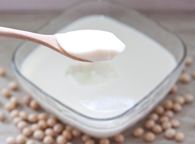 Chilled Soya Beancurd Pudding