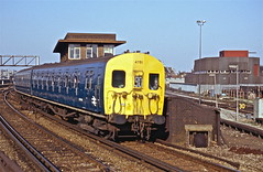 UK Railways - Southern 'Slam Door' Stock