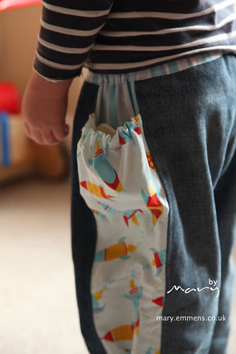 Treasure Pocket Pants