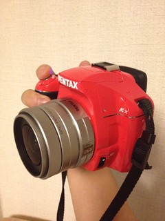K-x with DA35mmF2.4AL