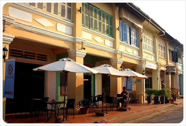 kampot french-colonial houses