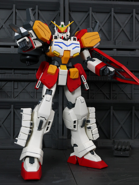 Gundam Heavyarms EW