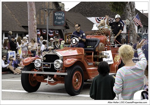 The 18th Annual Balboa Island Parade