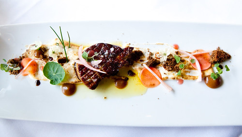 Hot: Seared Foie Gras