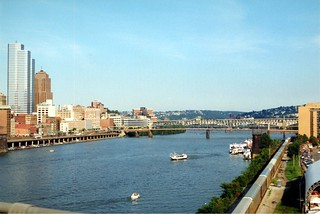 20000805 02 Monongahela River, Pittsburgh, PA