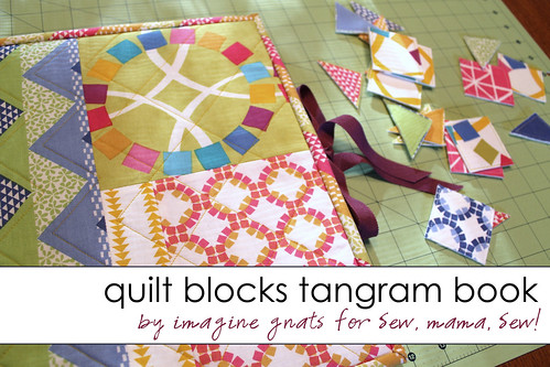 quilt blocks tangram book