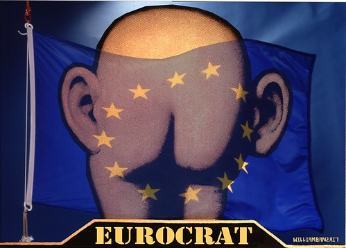 MR EUROCRAT by Colonel Flick
