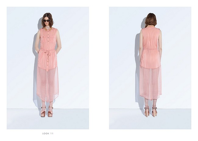 daisybutter - UK Style and Fashion Blog: three floor fashion, fashion editorial, SS12 lookbook, high summer4