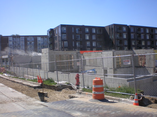 The North End Phase II Construction 3