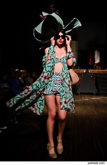 MICA Milquetoast Experimental Fashion Show 2012