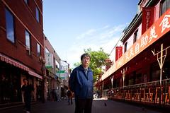 Nong Zhu, professeur au Centre Urbanisation Culture Société