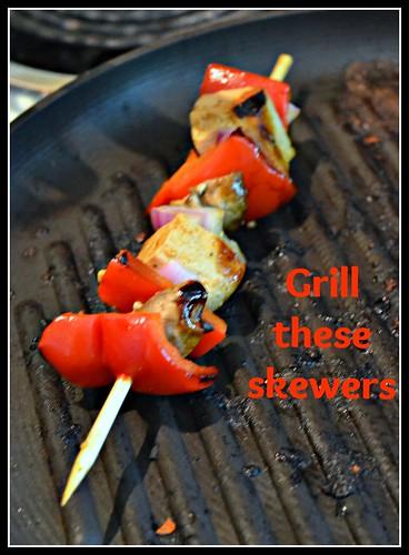 grilling skewers