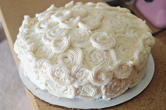 Swirly cake