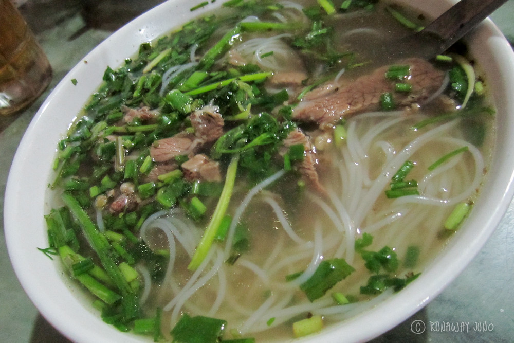 Pho - Beef noodles