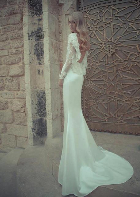 vestido de casamento original