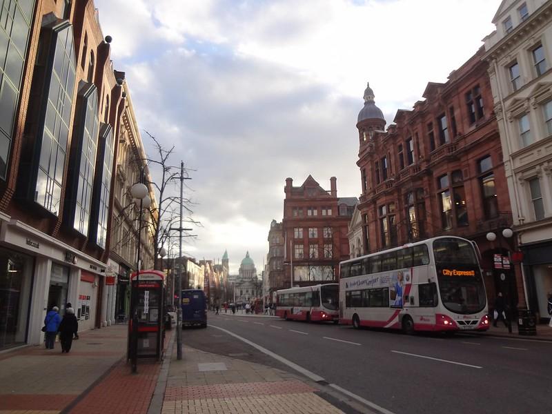 Foto da Cidade de Belfast na Irlanda do Norte