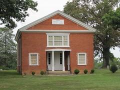 Center Presbyterian Church, Cumberland, Virginia