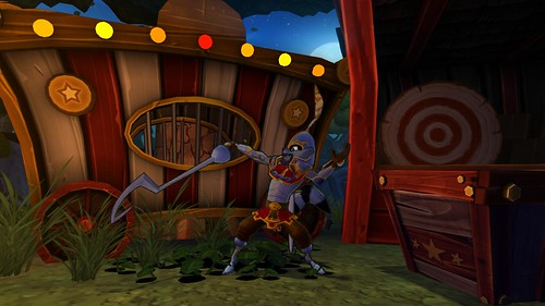 Sly Cooper: Thieves in Time for PS3 and PS Vita
