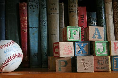 Ball & Blocks by peterkelly
