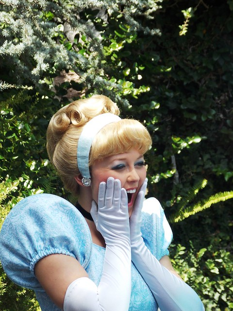 Cinderella Surprised!