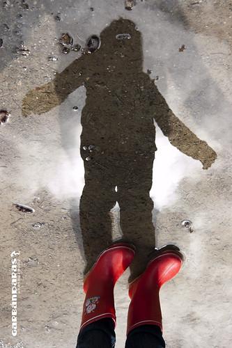 ...el reflejo de lo que fuimos... by Garbándaras