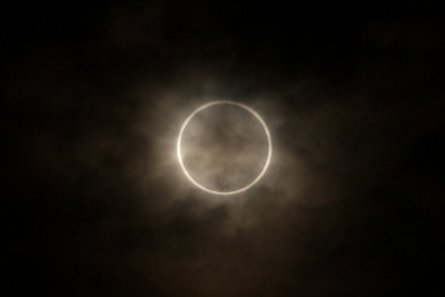 [フリー画像素材] 自然風景, 空, 太陽, 日食 ID:201205261200