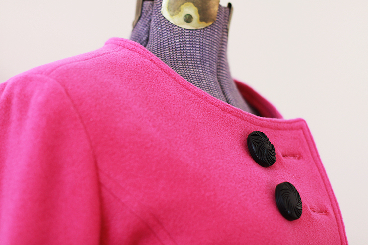Pink Coat #2