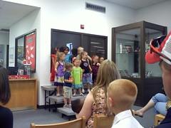 Blake's Graduation!