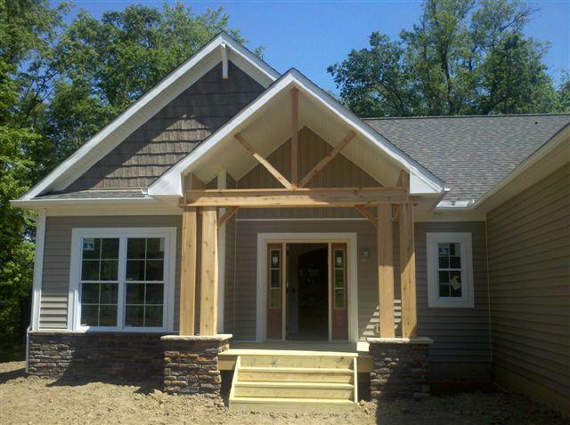 Custom blue ridge earnhardt collection for more for Schumacher homes house plans