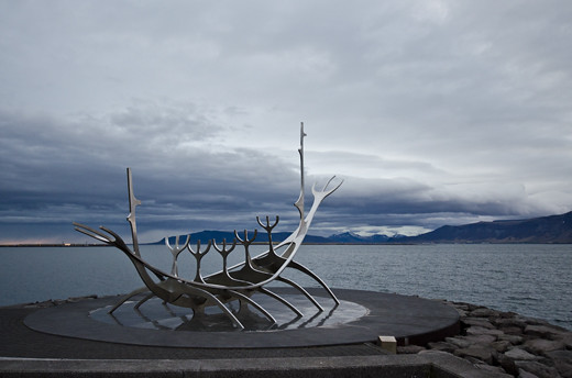 Iceland – Sólfar (Sun voyager)