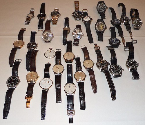 Enlarge; VERY NICE WATCHES