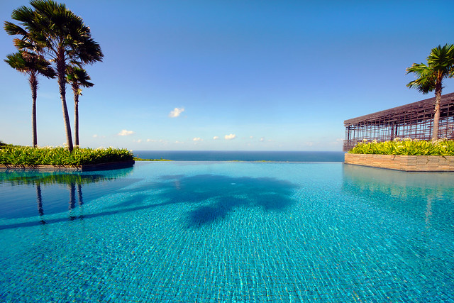 Infinity Pool at Uluwatu