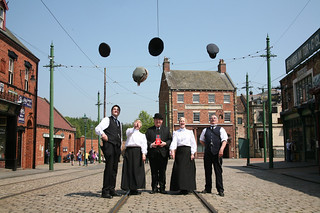 Beamish- England's Large Tourist Attraction of the Year 2012