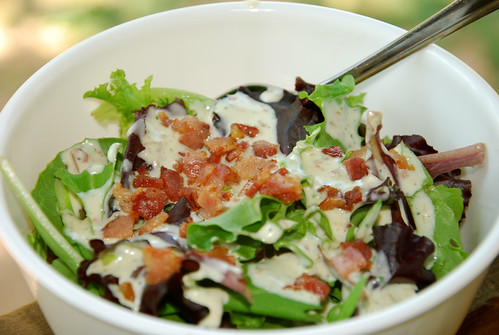 Bacon-Cilantro Dressing