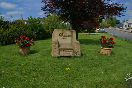 Smithborough Stone Chair, County Monaghan