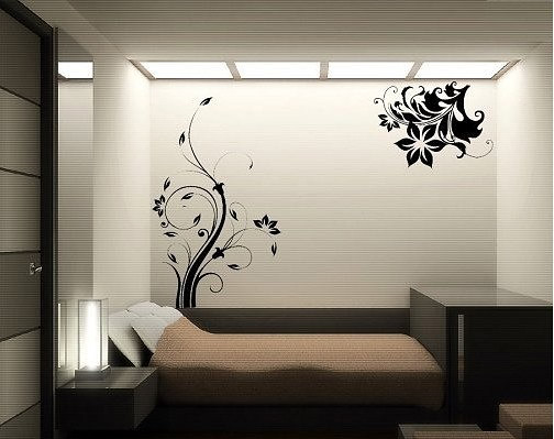 Outstanding Vintage Flower Wall Stickers 500 x 396 · 79 kB · jpeg