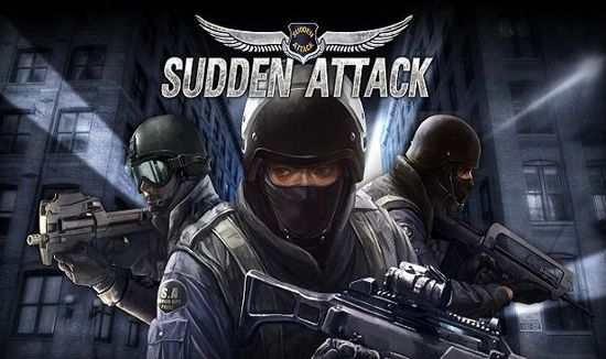 Sudden Attack (Türkçe FPS)
