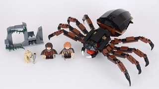 9470 Shelob Attacks