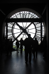 Mus�e d'Orsay clock