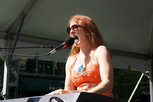 Alicia Witt, Denver Day Of Rock, Denver, 5/26/12