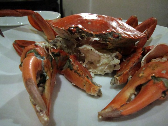 Slightly Peckish: Ministry of Crab 1