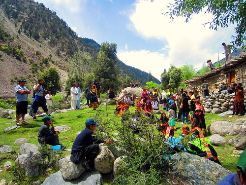 Kalash Chilm Josh Festival