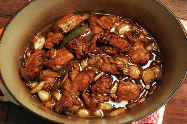 Chicken Adobo The Amateur Gourmet