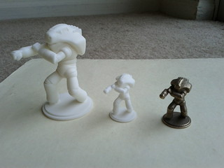 Shapeways Prints