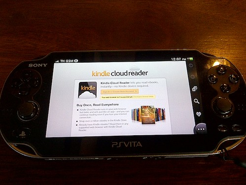 """Rumor: Sony Set to Unveil """"ebook"""" Initiative at E3"""