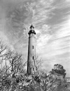 Ponce de Leon Lighthouse: New Smyrna Beach, Florida
