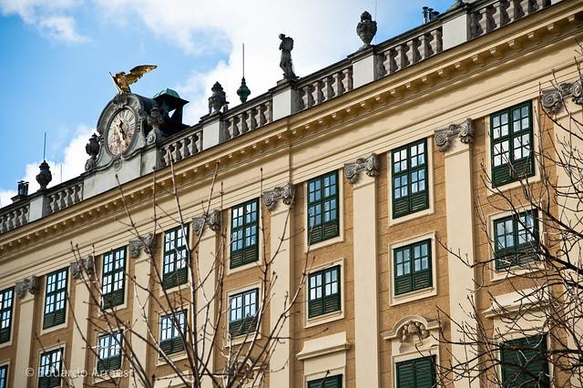 Schonbrunn, Wien - Flickr CC duda_arraes