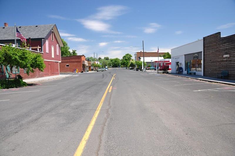 Echo main street